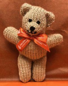 LLTF Teddy Knitting Pattern - Life's Little Treasures